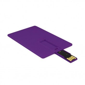 Cle USB Carte de Credit Couleur  - 3