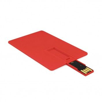 Cle USB Carte de Credit Couleur  - 5