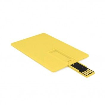 Cle USB Carte de Credit Couleur  - 13