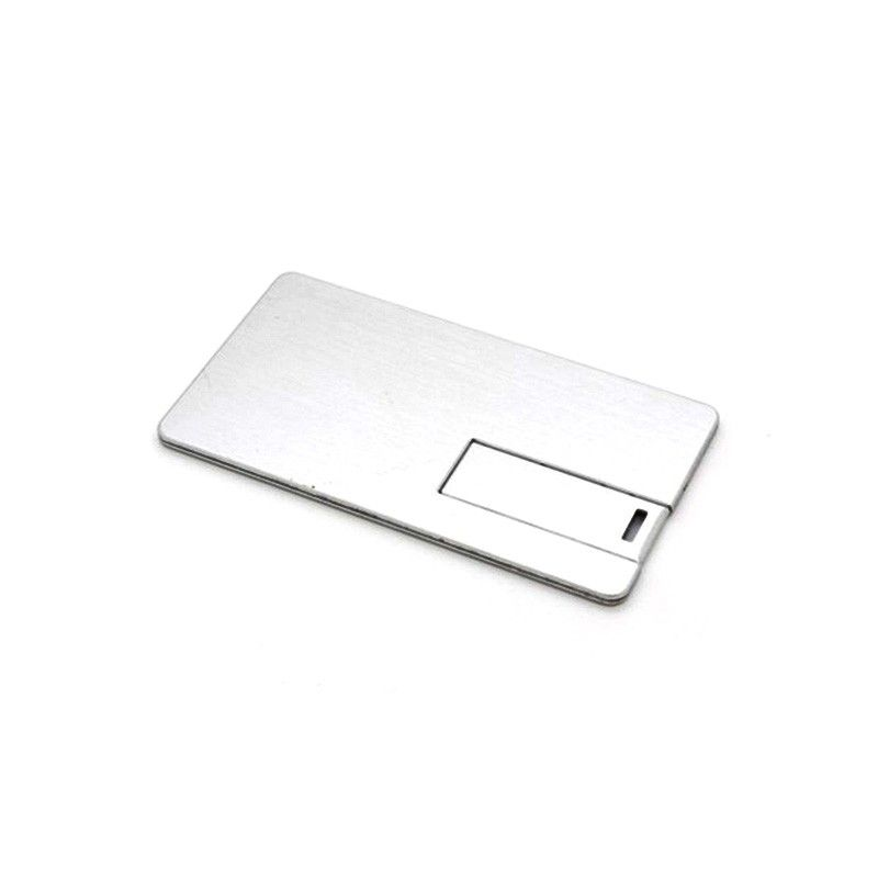 Cle USB Luxe Blanche