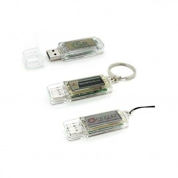 Cle Usb Solaire Rectangle  - 2