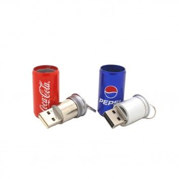 Cle USB Canette Soda  - 2