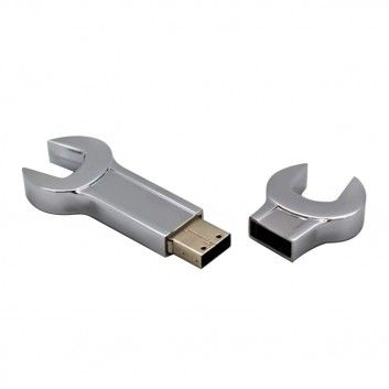 Cle USB Cle Plate  - 3