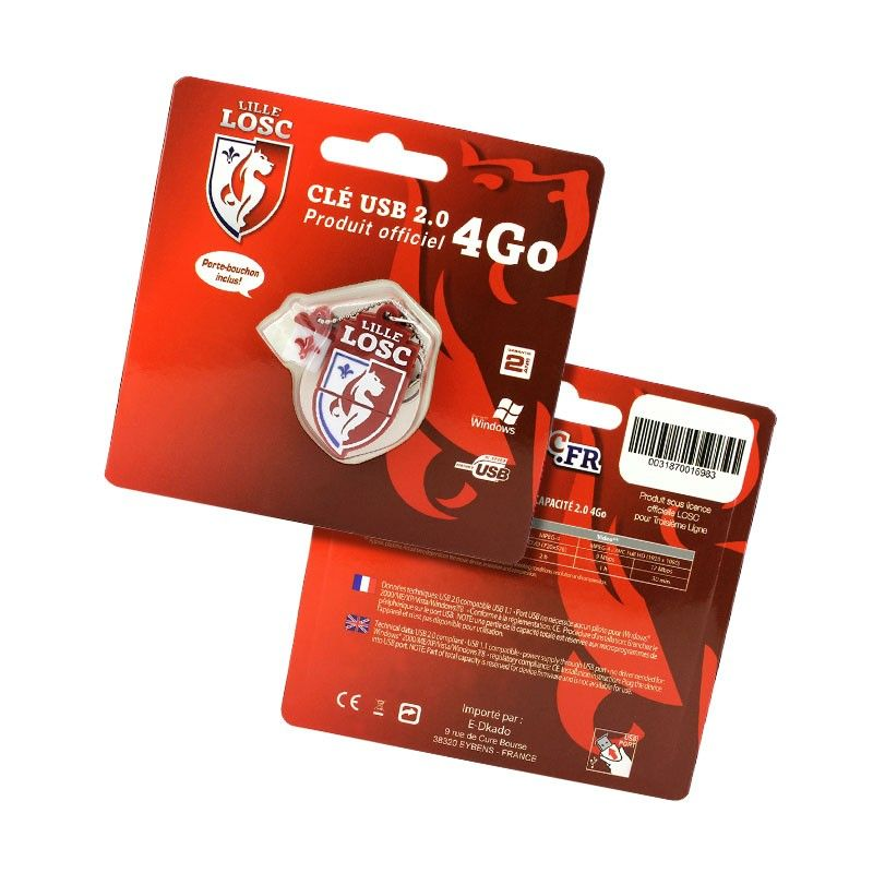 Cle USB Eco EUROPE