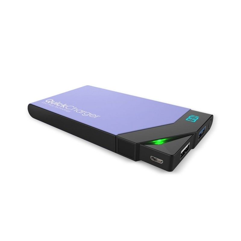 Batterie Power Bank Charge Rapide  - 1