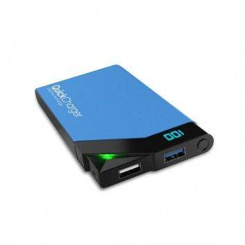 Batterie Power Bank Charge Rapide  - 16