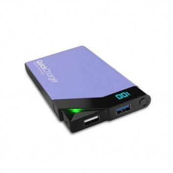 Batterie Power Bank Charge Rapide  - 15