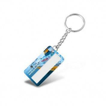 Cle USB Carte Affaire Ovale