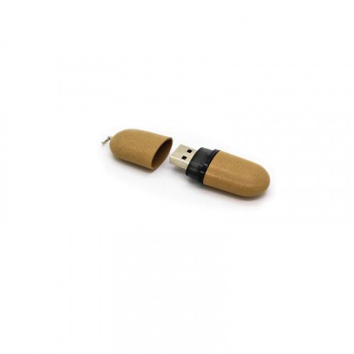 Cle USB Balle Biodegradable