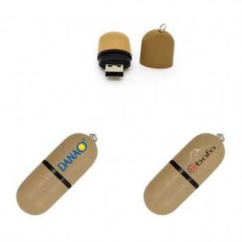 Cle USB Balle Biodegradable  - 2