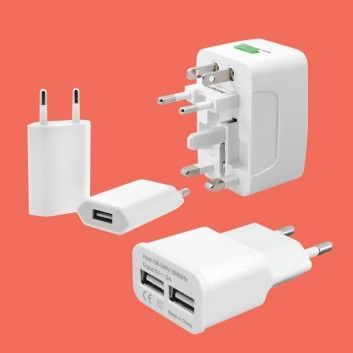 Prises USB & Chargeurs Universels