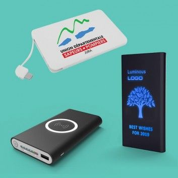 Power bank plat